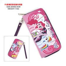 Anime My Little Pony Polyurethan Geldbörse brieftasche PU Purse Wallet