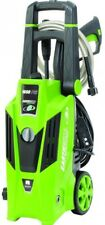 Earthwise Electric Pressure Washer 1.4 Gpm Telescopic 3-Position Handle Outdoor