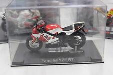 Modellino Moto Yamaha YZF R7  1/24