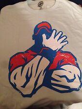 John Cena Hustle Loyalty Respect HLR OTR Size 2XL Men's New WWE WWF T-Shirt