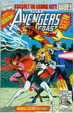 Avengers West Coast ANNUAL # 7 (États-Unis, 1992)