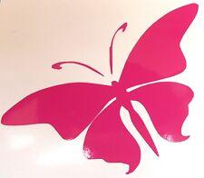 adesivo farfalla decal sticker vinile ritagliato sticker butterfly 500 fiat