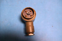 AMP M55181/3-01 PLUG CABLE CONNECTOR, 4 PIN