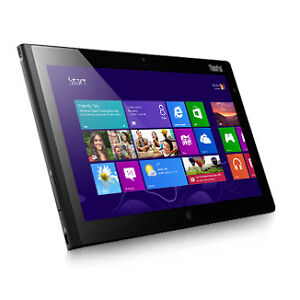 Lenovo ThinkPad Tablet 2 64GB 10,1 Zoll Schwarz ideal zum Homeschooling