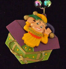 Jack In The Box Bobble Jester Moves Mardi Gras Beads