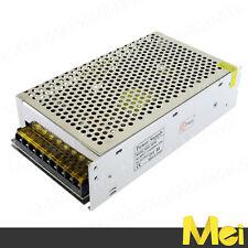 H021 alimentatore per striscia LED 24V 8A 192W trimmer stabilizzato