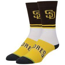 Mens Stance San Diego Padres Infiknit Color Crew Socks ~ Medium