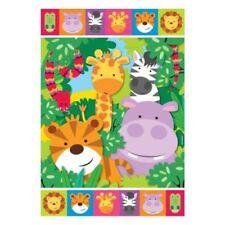 Articles de maison multicolores animaux Amscan pour fête et occasion spéciale