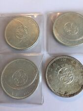 1964 Canada Silver Dollars Lot of 4 Charlottetown Québec
