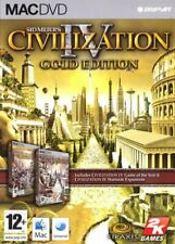 Civilization IV Gold Edition (Mac, 2007)