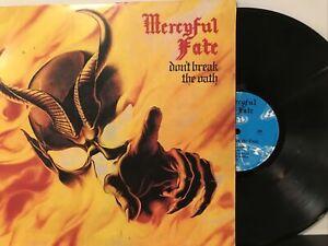Mercyful Fate – Don't Break The Oath LP 2007 Roadrunner – RRCAR 8769-1 EX/VG+