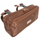 C--BRN Cashel Saddle Easy Access Bag Pommel Brown With Needed Compartments