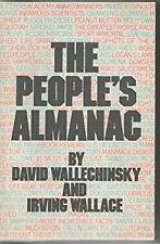 The People's Almanac Paperback David Wallechinsky
