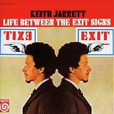 NEW CD Album Keith Jarrett - Life Between Exit Signs (Mini LP Style Card Case)