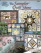 The sampler Quilt show Rita Weiss (en anglais)