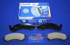 FORD 1973-1974 Galaxie Wagner Quick Stop Front Disc Brake Pad Set 73 74