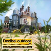 DECIBEL OUTDOOR 2018-COMPILATION OPEN AIR HARDSTYLE FESTIVAL  3 CD NEW