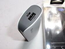 1 Power Banque 5000 Mah à Class Dc 5 V 1a Sortie + 1 USB / 4 Plug-In