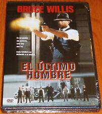 EL ULTIMO HOMBRE / LAST MAN STANDING Walter Hill English Italiano Español DVD R2