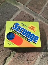 Vintage Johnson Wax Scrunge Collectible New In Package
