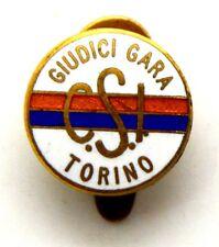 Distintivo CSI Torino - Giudici Gara cm 1,5