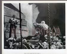 Vintage Photo 1939 Basil Rathbone Son Of Frankenstein Bela Lugosi #12 r'71