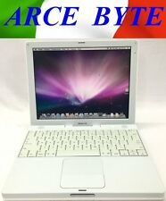 "APPLE IBOOK G4 12"" * FATTURABILE * MACBOOK STYLE * WIFI * 10.5 LEOPARD * OFFERTA"