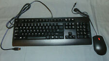 Lenovo KU1619/SK-8827 USB Wired Keyboard and Mouse Combo for Desktop Laptop PC 3