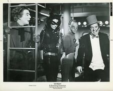 LEE MERIWETHER BURGESS MEREDITH FRANK GORSHIN BATMAN 1966 PHOTO ORIGINAL #27