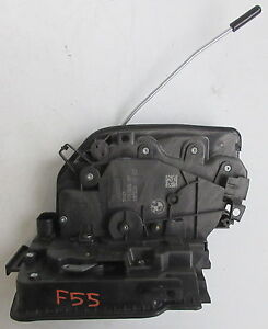 Genuine Used MINI O/S/F Drivers Front Door Locking Actuator for F55 F56  7281936