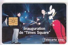 TELECARTE / PHONECARD .. FRANCE 5U PRIVEE GN97 DISNEY MICKEY  LUXE/NEUVE C.13€