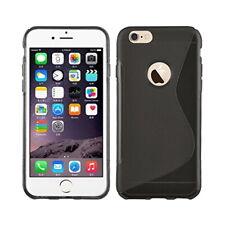 iPhone 5C S-Line Gel Case - Black