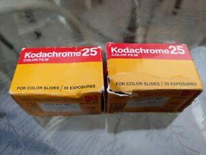 Kodak Kodachrome KM 135mm 1 Roll 20- 1 Roll 36 Exposures