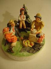 """America Remembers ""Family Picnic"" Sebastian Miniature 1979"