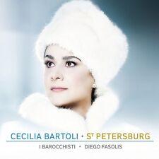 Cecilia Bartoli - St Petersburg [New CD] Ltd Ed