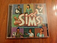 THE SIMS (FIRST ONE EVER MADE) – PC GAME