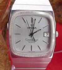 Original Omega Constellation Herren Chronometer in Edelstahl NOS