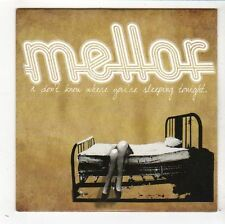 (FY295) Mellor, I Don't Know Where You're Sleeping Tonight - 2015 DJ CD