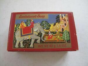 Vintage Crabtree & Evelyn guest sandalwood soap