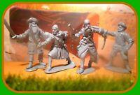 4~Warhansa 54mm Pirates go/w/Marx & Barszo & Conte & Publius MARS  Marx Charbens