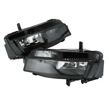 For VW Golf 7 VII MK7 2013 2014 2015 2016 Fog Light Fog Lamp With Bulbs