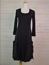 QUIRKY CARGO STYLE DRESS  BY  BOHEMIA OF SWEDEN. RRP £75. S M OR XL