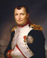 "oil painting handpainted on canvas ""Napoleon Bonaparte"""