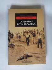 LIBRO DE BOLSILLO LA GUERRA CIVIL DE PAUL PRESTON