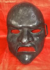 Grimm - Production Made Prop Black Leather Mask! Rare!