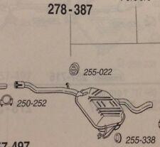Cat 278387 FIAT Tempra 1.6, LANCIA Dedra 1.8  1581cc (+further details in desc)