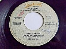 Tom Petty The Waiting / Nightwatchman 45 1981 Backstreet Vinyl Record
