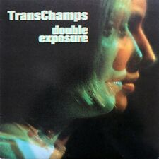 CD TRANSCHAMPS Double Exposure TRANSAM + FU**ING CHAMPS Thrill Jockey Post Rock