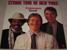 Cuerdas Trío de Nueva York - Common Gol - NUEVO - LP Record