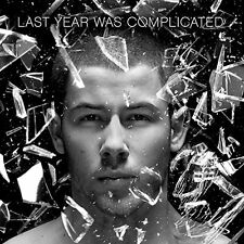 Nick Jonas / Last Year Was Complicated (Deluxe Edition) *NEW* Music CD